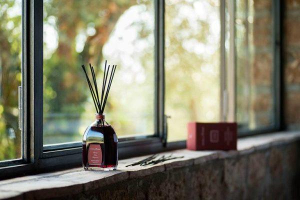 profumatori per ambiente di Officina delle Essenze per diffondere naturalmente il profumo per casa ufficio negozio