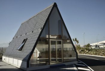 M.A.DI. Casa pieghevole montata
