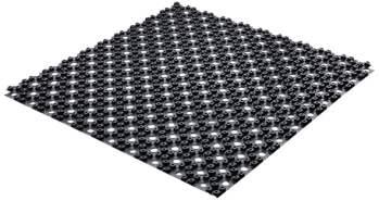 Base di appoggio riscaldamento a pavimento Loex