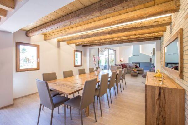 come ristrutturare casa consigli la sala da pranzo