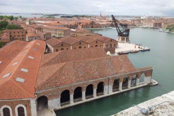 Biennale Architettura Venezia 2018 l'Arsenale