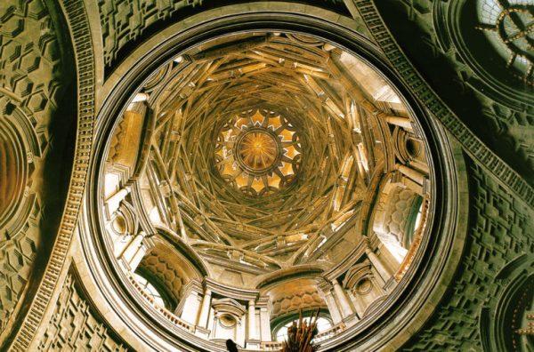 cappella del Guarini a Torino la cappella della sacra Sindome
