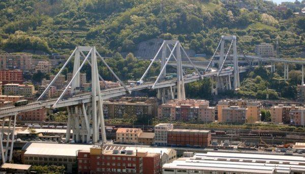 Ponte Morandi e Renzo Piano: Ponte Morandi o Viadotto Polcevera