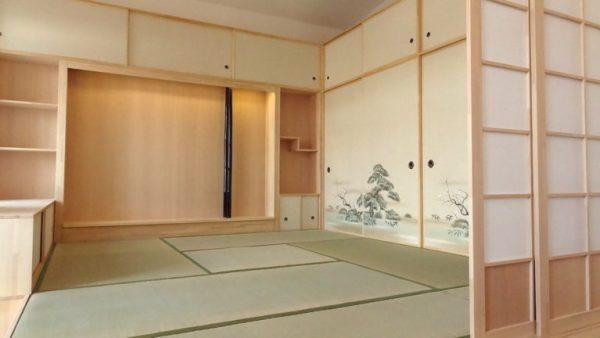 futon e tatami camera da letto giapponese futon
