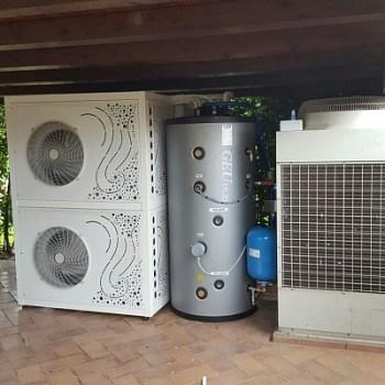 Pompa di calore per riscaldare e raffrescare casa casanoi blog - Riscaldare casa a basso costo ...