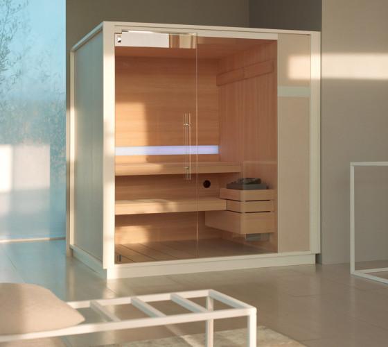 Installare sauna in casa FOTO Sauna domestica Effegibi