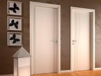 Come pulire le porte interne. Foto Porte laccate Festinese