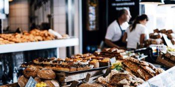 cedolare secca per immobili commerciali: un banco panetteria pasticceria