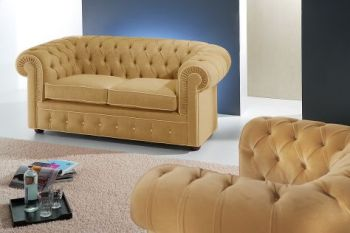 Divano Chesterfield Santambrogio