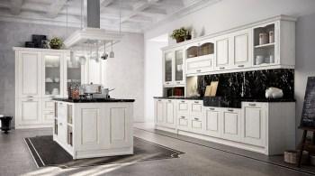 cucina classica materiali e caratteristiche di pregio