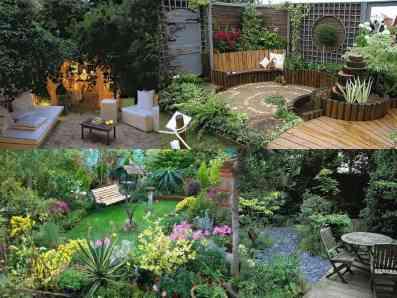 4 realizzazioni per progettare un giardino di piccole dimensioni
