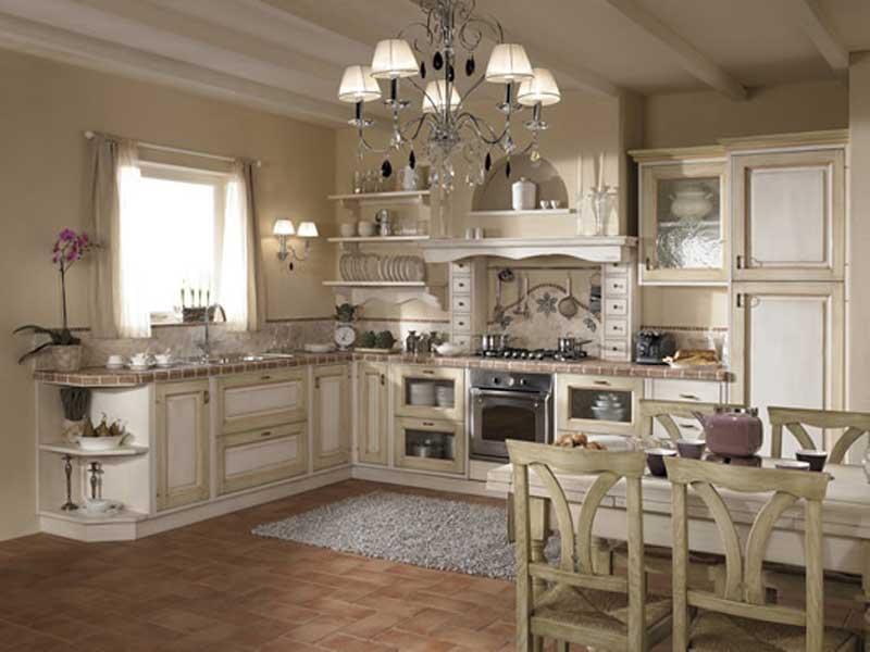 Cucina shabby chic in linea madeleine 01 di scavolini: Shabby Chic History And Characteristics Blog Casaomnia