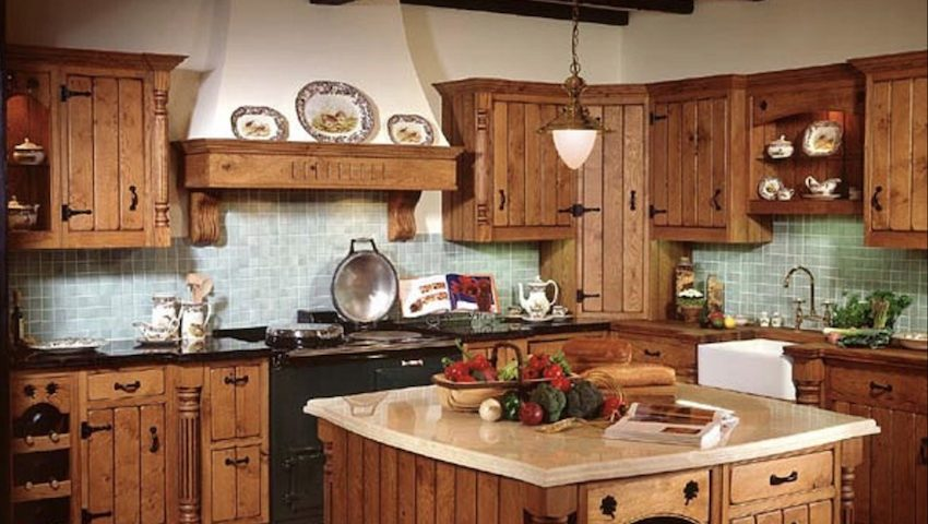 Quando lo stile vintage entra in cucina! Country Style Natural And Relaxing Blog Casaomnia