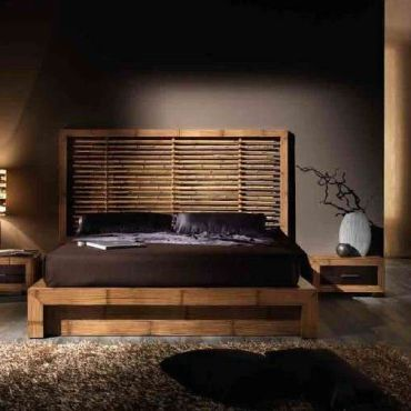 arredare la camera da letto in stile etnico