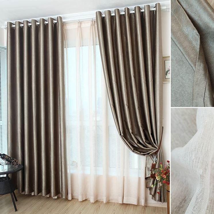 Per le camere da letto moderne è molto bella la soluzione con tenda a rullo, che vanta linee pulite ed essenziali,. Tende Camera Da Letto Idee Di Scelta Blog Casaomnia