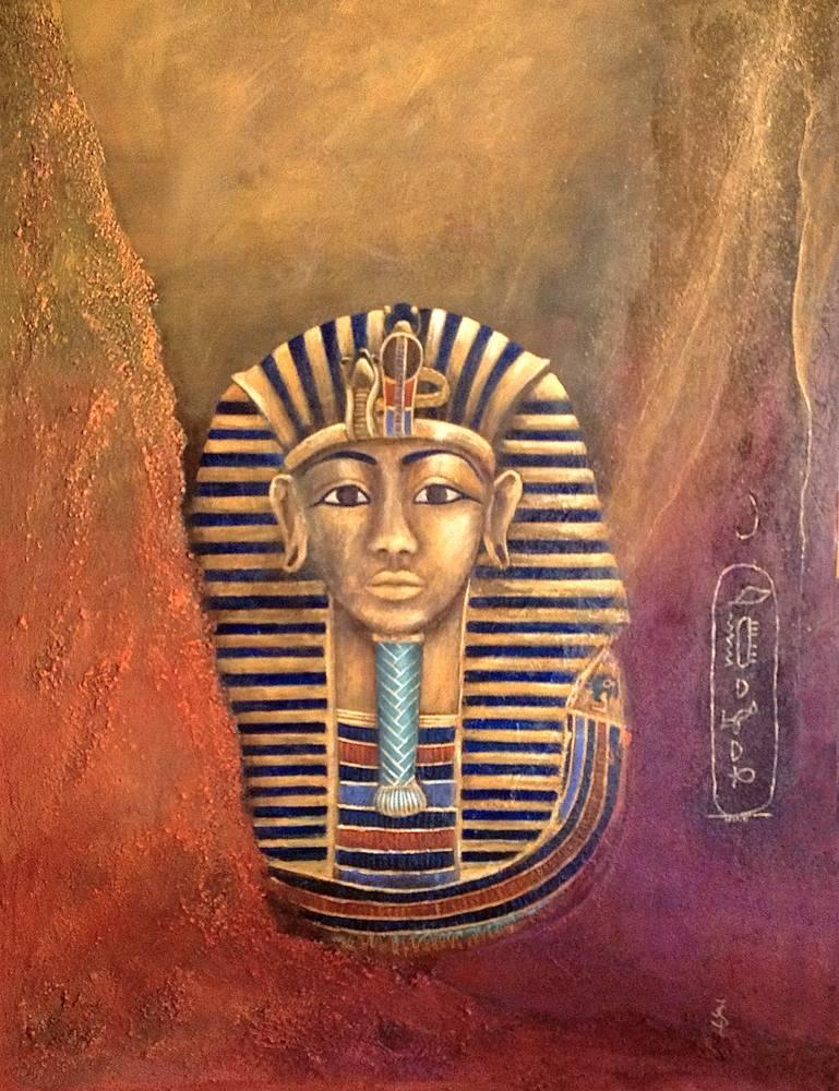 2012 Tutanchamun 70x90