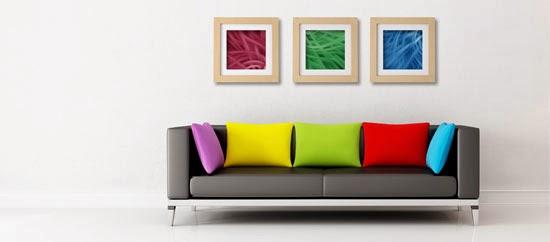 colores decorar casa hogar primavera