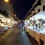 Mercadillos de verano en Menorca