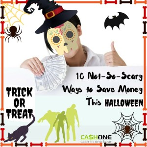 10 Ways to Save Money This Halloween