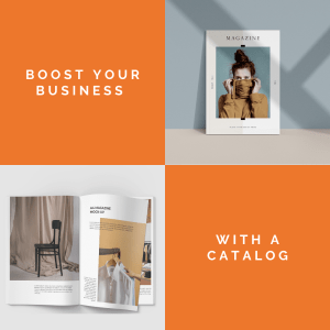 Catalog to boost your business