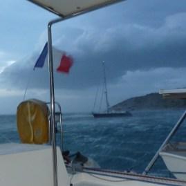 Tempête sur Chios
