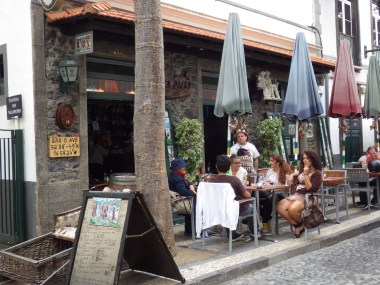 Madère-Funchal