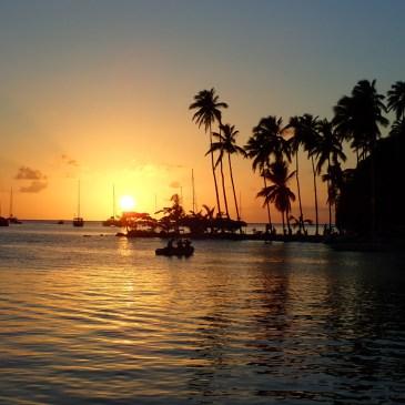 Sainte Lucie: De Rodney à Marigot Bay