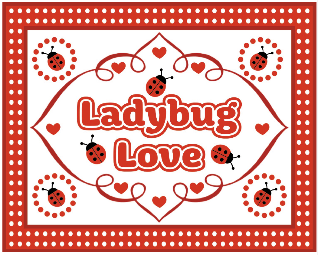 Free Ladybug Party Printables From Printabelle