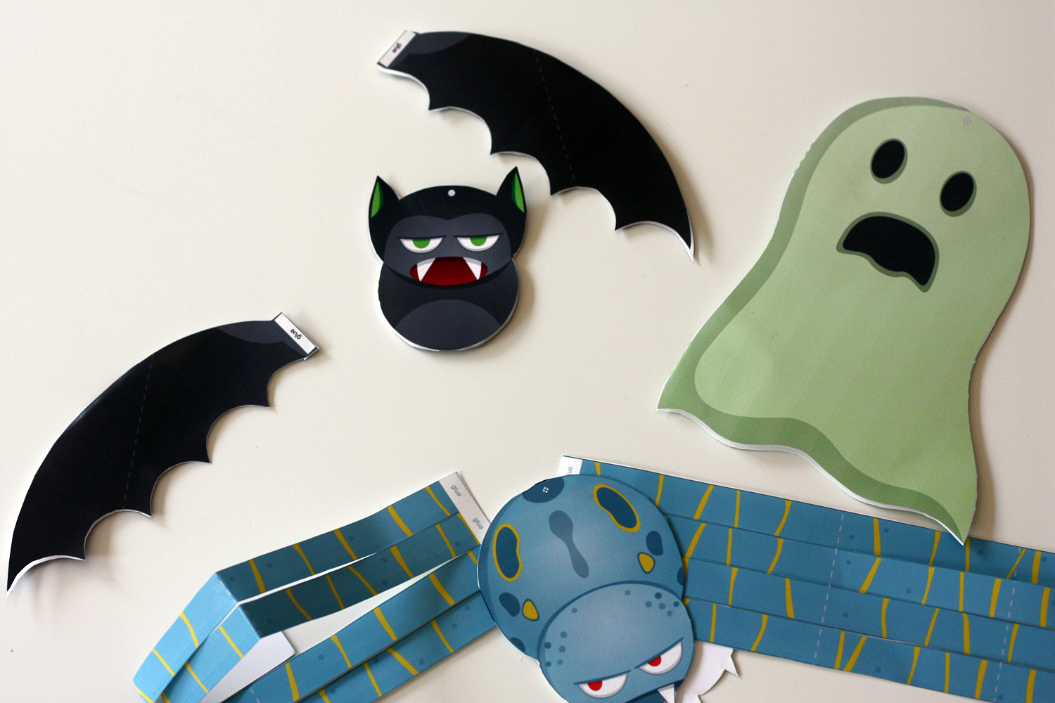 Quick And Easy Printable Halloween Decorations