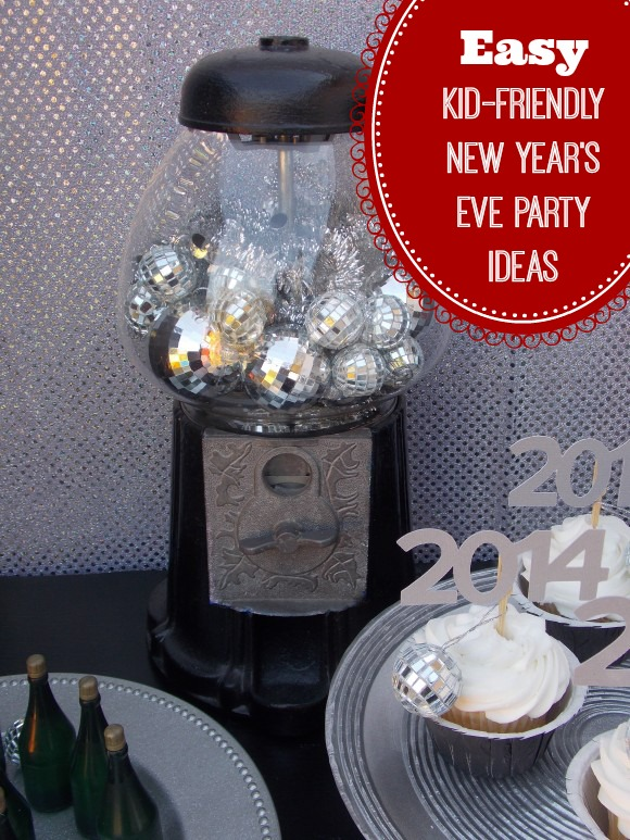 Easy Kid-Friendly New Year's Eve Party Ideas | Catch My Party