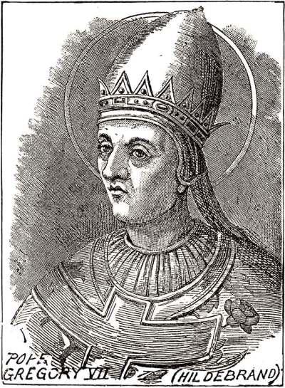 Pape saint Grégoire VII