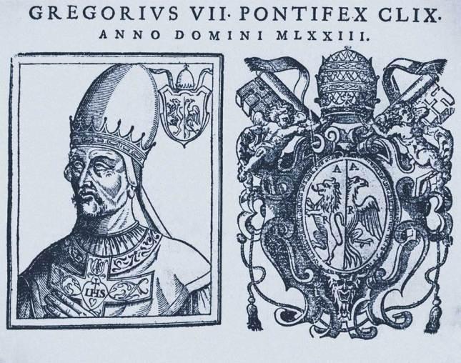 Gregorius VII Pontifex CLIX