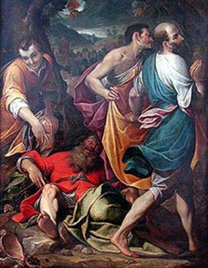 Le sophisme clérical mortel du « Manteau de Noé »