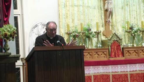 Bp Fellay conference on relations with Rome, 24.08.16
