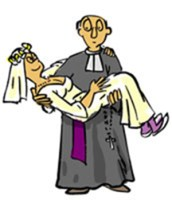 """Alors place aux… """"prêtres"""" mariés..."""