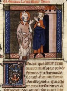 Saint Remy et Clovis 1er