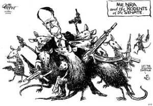 Les rats de Pat Oliphant