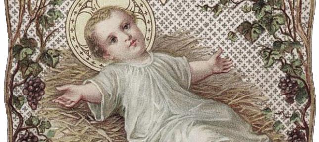 Dieu l'a donné à Marie et le monde le reçût d'Elle