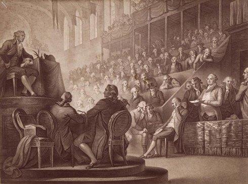 Louis XVI devant la Convention