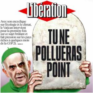 Tu ne pollueras point
