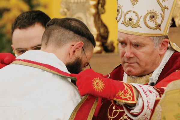 Mgr Bernard Fellay, supérieur de la Fraternité Sacerdotale Saint-Pie X