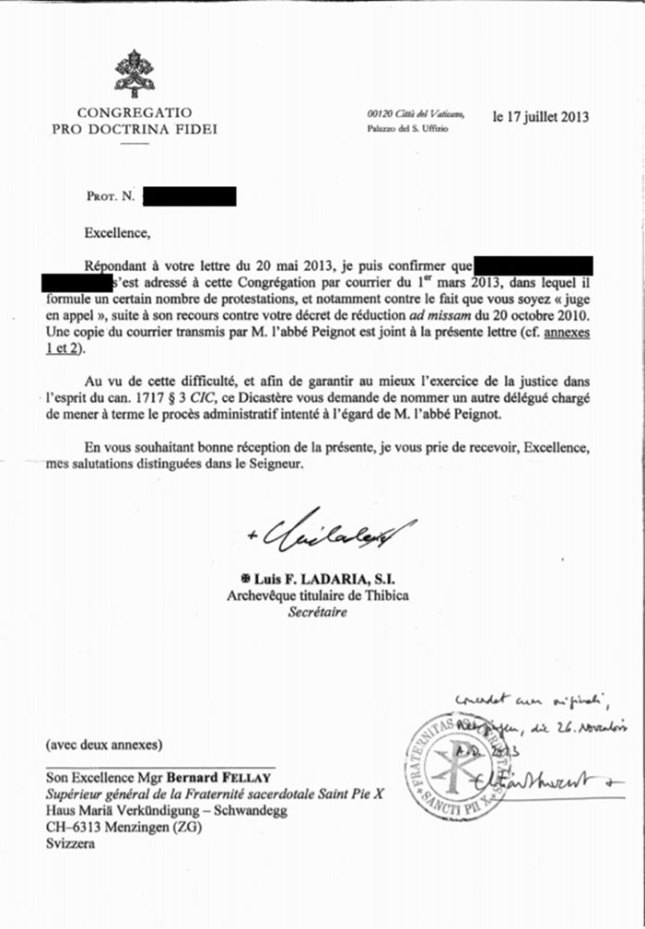 document de la CDF