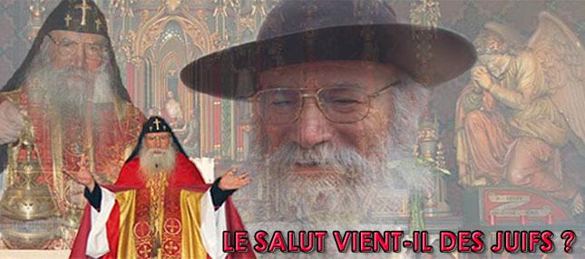 «LE SALUT VIENT-IL DES JUIFS ?» D'après Léon Bloy, (1846-1917)