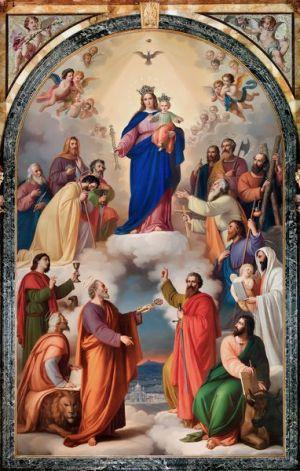Notre-Dame Auxiliatrice, Secours des Chrétiens
