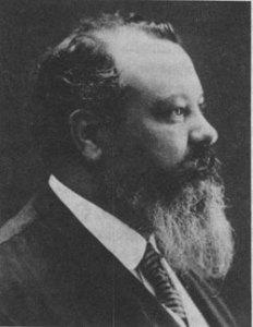 Gérard Encausse alias Papus.
