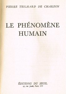 « Le Phénomène humain », 1965
