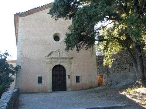 L'actuel sanctuaire de St Joseph consacré en 1663.