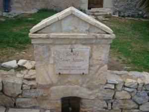 La Fontaine Saint Joseph.