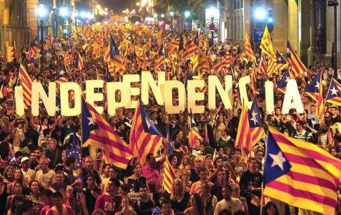 Catalunya autònoma!