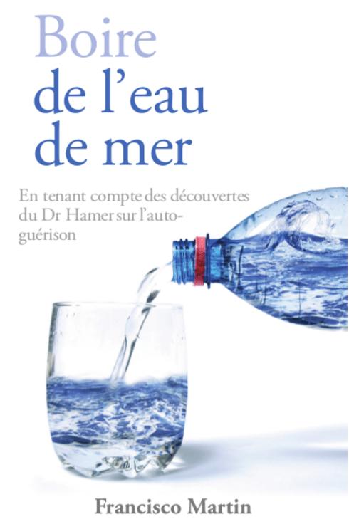 Boire de l'eau de mar